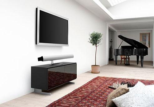 bang olufsen plasma tv mit integrierter kamera. Black Bedroom Furniture Sets. Home Design Ideas