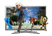 Samsung 3D LED-TV