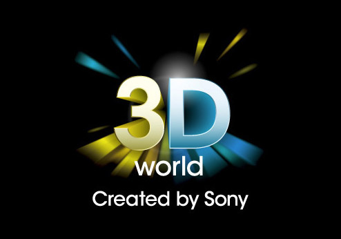 Sony 3D World
