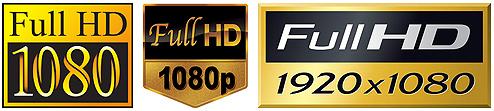 Full HD Logos
