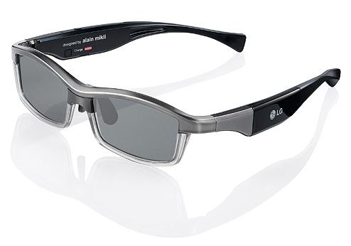 LG Alain Mikli Designer 3D-Brille