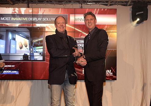 OLED InAVation Award