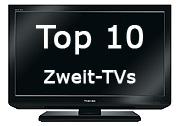 Top 10 Zweitfernseher