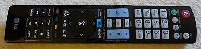 LG 47LW650S Fernbedienung
