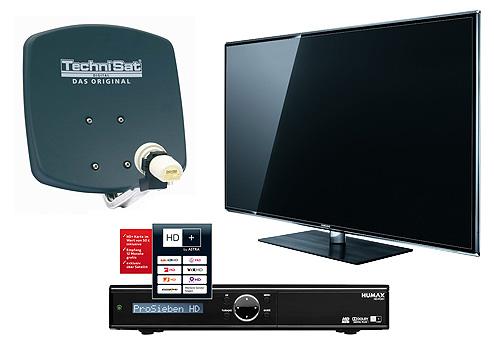 Technik Digital TV