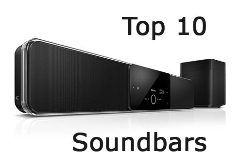 Top 10 Soundbar-Systeme