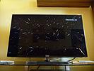 Samsung UE46D6500 Spiegelung