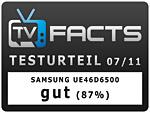 Samsung UE46D6500 Testurteil