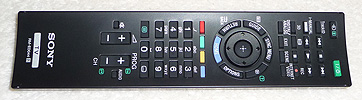 Sony KDL-55NX725 Fernbedienung