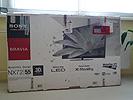 Sony KDL-55NX725 Lieferung