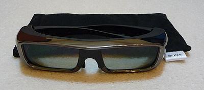 Sony TDG-BR100 Shutterbrille