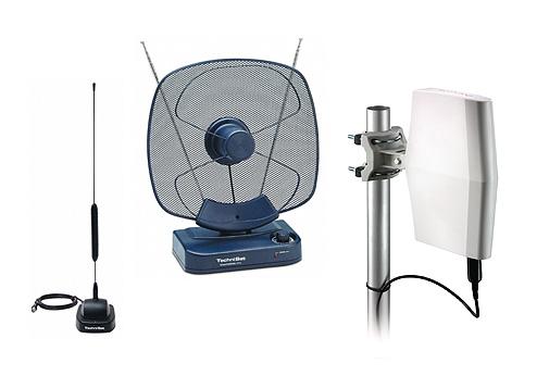 DVB-T-Antennen