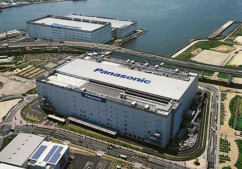 Panasonic Plasma-Fabrik