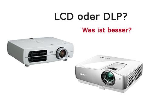 LCD oder DLP-Beamer?
