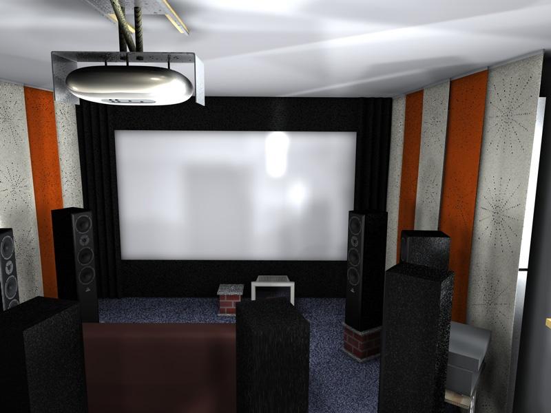 private heimkinos heimkino galerie. Black Bedroom Furniture Sets. Home Design Ideas