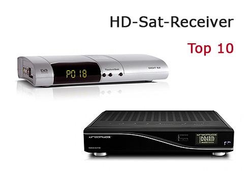 satelliten receiver hd