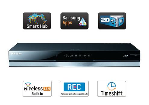 Samsung Blu-ray HD-Recorder