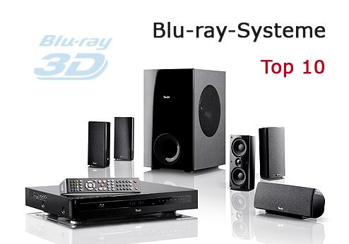Top 10 Blu-ray-Systeme