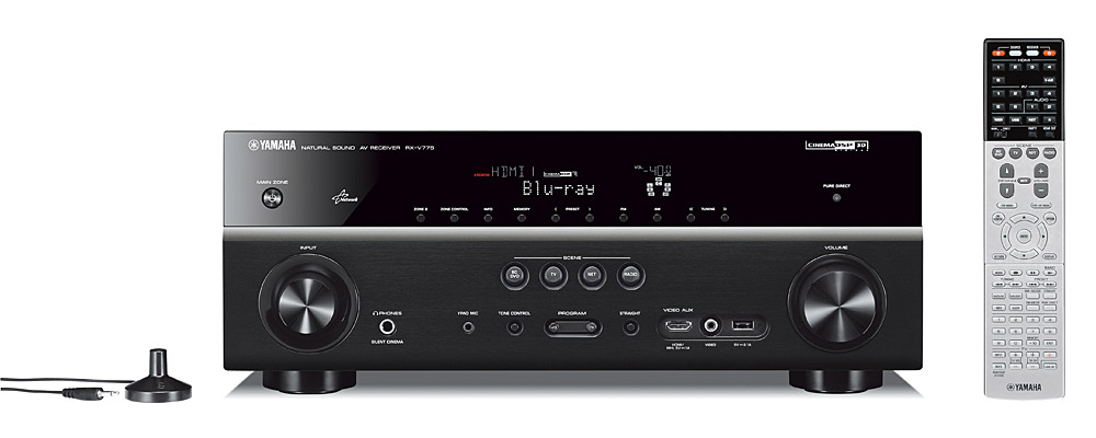 Yamaha Av Receiver Rx V Bluetooth Mac
