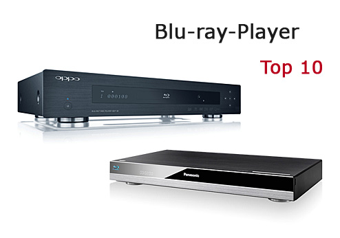 Top 10 Blu-ray Player