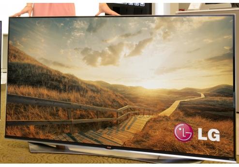 LGs 4K-Fernseher für 2015