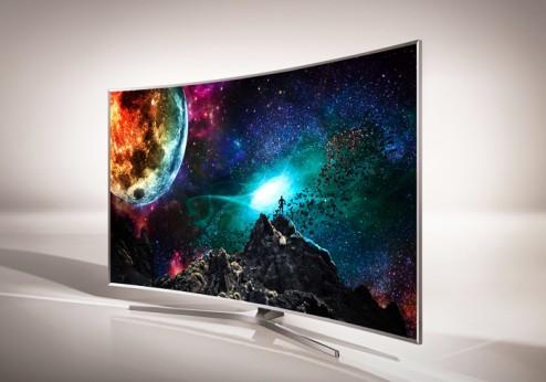 Samsungs SUHD TV.